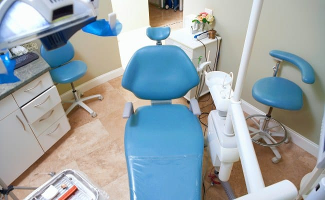 Uncompromising Safety, Dentist Office
